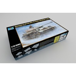 Pzbeobwg Iv Ausf J German Medium Tank 1/16 Kit