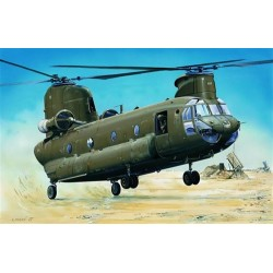 Ch47D Chinook Trumpeter 1/72 Kit