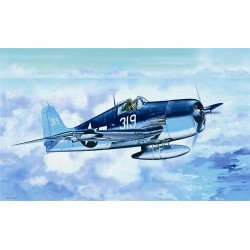 F6F-3N Grumman Hellcat Night Fighter 1/32 Kit