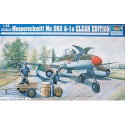 Me 262 A-1A 'Clear Edition' 1/32