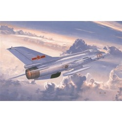 J-7B Fighter 1/48 Scale Kit