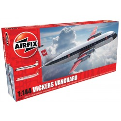 Vickers Vanguard 1/144 Dis Kit Airfix A03171