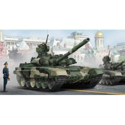 T-90A Russian Mbt (Welded Turret) 1/35