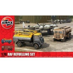 Raf Refuelling Set 1/76 - A03302 Dis Kit Airfix A03302