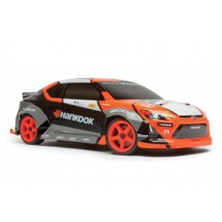 Associated Qualifier Series Rtr Apex 4Wd Scion Racing Touring Car