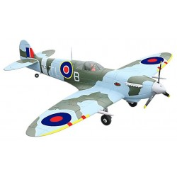 Spitfire Rc 5Ch 2.4Ghz Rtf Rc Plane With Retracts 1200Mm