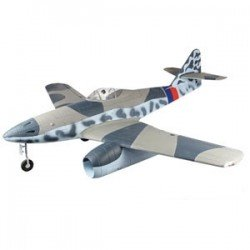 Remote Control Dynam Messerschmitt Me-262 1500Mm W/O Tx/Rx/Batt.Free FMS Polo Shirt & FMS Base ball hat