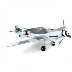Remote Control Dynam Messerschimtt Bf109 1270Mm W/O Tx/Rx/Batt Free FMS Polo Shirt & FMS Base ball hat