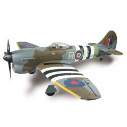 Remote Control Dynam Hawker Tempest V 1270Mm W/O Tx/Rx/Batt. Free FMS Polo Shirt & FMS Base ball hat