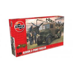Albion Am463 3-Point Refueller 1/48 Kit Airfix A03312