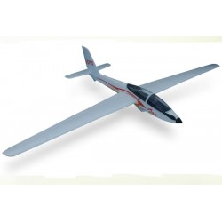 Fms Fox Motorised Glider Rtf W/2.4Ghz 2320Mm Span Fms