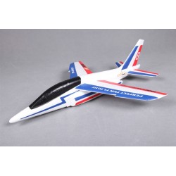 Fms 600Mm Free Flight Alpha Glider Kit (Blue And Red) Fms