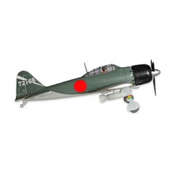 Fms 1100Mm Zero Fighter Artf W/O Tx/Rx/Batt Fms