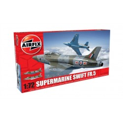 Supermarine Swift F.R. Mk5 1/72 Kit Airfix A04003