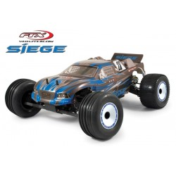 Ftx Rc Siege 1/10Th 2Wd Rtr Brushed Truggy - Blue