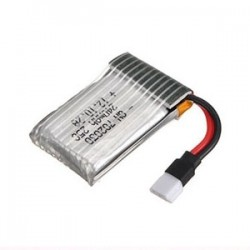 Spare Battery Husban X4C Mini Quadcopter 380Mah Lipo Battery