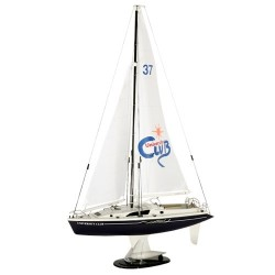 Remote Rc Hobby Premium Label 2.4G University Club Yacht