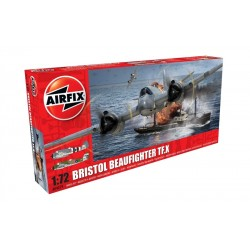 Bristol Beaufighter Mk.X 1/72 Kit Airfix A04019