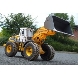 Rc Hobby Engine Full-Function Wheeled Loader 1/10