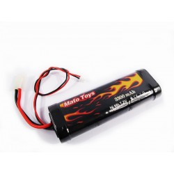Spare 3300 Mah Mato Battery For Your 1/16 Mato Tanks