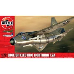 English Electric Lightning F.2A 1/72 Dis Kit Airfix A04054