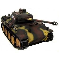 Taigen Hand Painted Rc Tank - Metal Upgrade - Panther G - 2.4Ghz