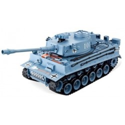 Rc 1/20 Airsoft Bb German Mcl Rc Tank Requires a battery Pack for the Tank.