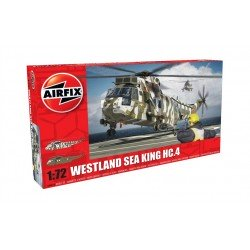 Westland Sea King Hc.4 1/72 Kit Airfix A04056