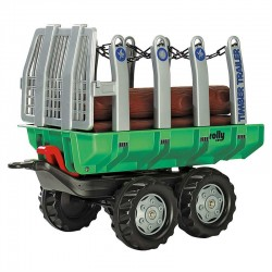 Rolly Timber Trailer Twin Axle