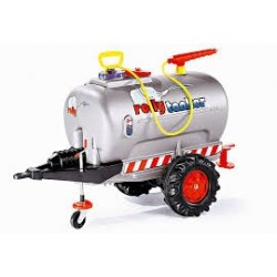 Rolly Tanker Single Axle With Water Pump