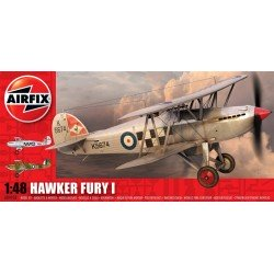 Hawker Fury I 1/48 Dis Kit Airfix A04103