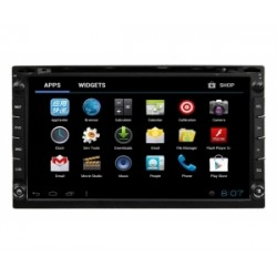 Android Dvd Player Universal Double Din For Most Cars And Jeeps