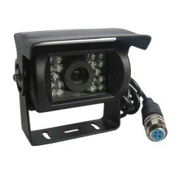 Camera Van -Truck-Bus-Machine Professional Reversing Camera 4 Pin With Sound