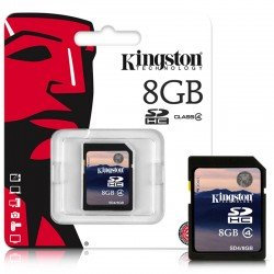 Micro Sd Memory Card 8Gb With Adaptor