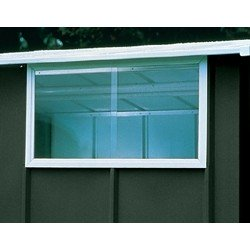Optional Acesssory Oldfields Canberra Wall Window For Sheds