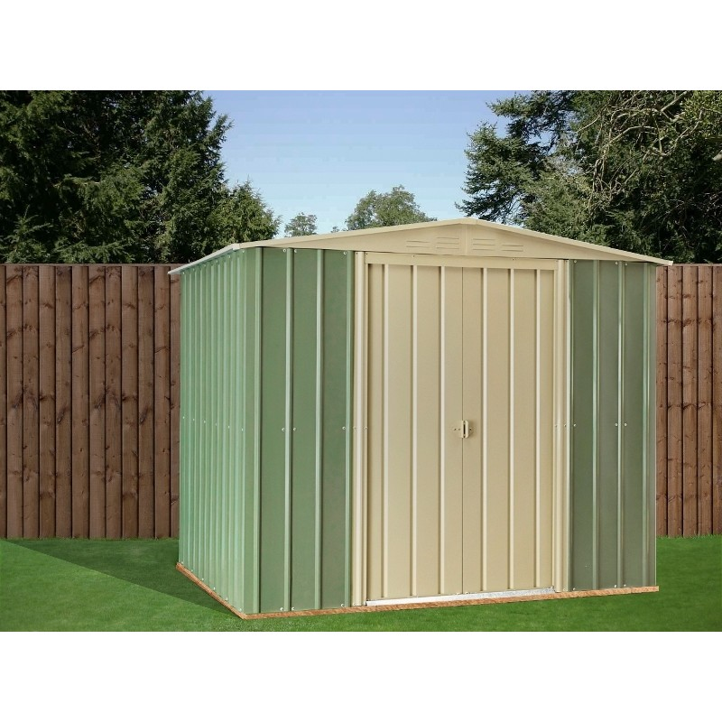 Mcl direct for best pricing on globel sheds for Garden shed 8x6
