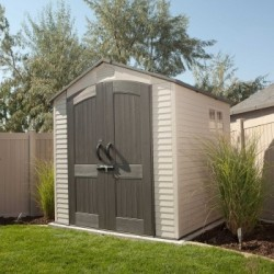 Lifetime Products 7X7 Garden Shed With Floor