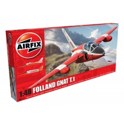 Folland Gnat 1/48 Dis Kit Airfix A05123