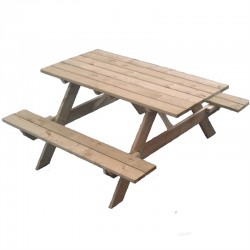 Picnic Table - Heavy Gauge Timber- Pressure Treated