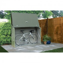 Trimetals Sesame Bikestore Unit With Full Opening (GAS  Mech) Includes A Full Metal Floor