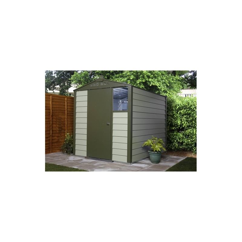Mcl direct for best pricing on trimetals for Garden shed security