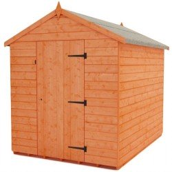 6X8 Apex Shed 12Mm (No Windows) Collected In Newbridge
