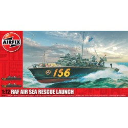 Air Sea Rescue Launch 1/72 Dis Kit Airfix A05281