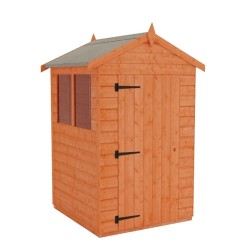 Display Model  Flex Apex Timber Shed 4X4 .  Collection  Newbridge