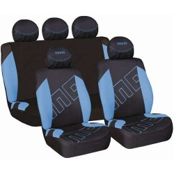 Sv01701 Momo Seat Covers Black Blue
