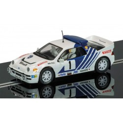 Scalextric Ford Rs200 DIS Scalextric Rally