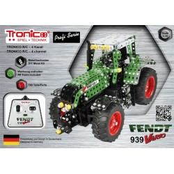 T10070 Fendt 939 Vario Radio-Controlled (790 Parts) Gmp Cars Model-Scale - 1/12