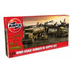 Usaaf Bomber Resupply 1/72 Kit Airfix A06304