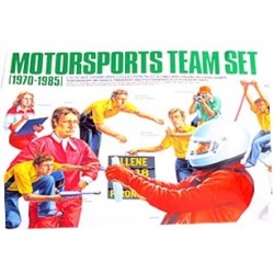 Motorsports Team Set 1970-1985 1/20 Kit