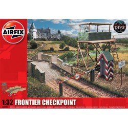 Frontier Checkpoint 1/32 Dis Kit Airfix A06383